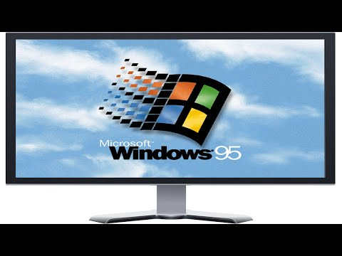 Installing Windows 95 with Office 95 and Plus 95 in VMware Workstation/Player