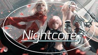 Nightcore - All Falls Down [Lyrics]