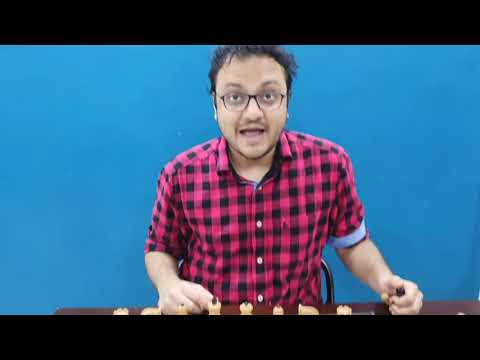 Basic Opening Chess Trap   The simplest Queen's Gambit Accepted Trap