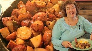How to Fry Potatoes