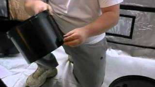 12 POT IWS Flood and Drain Hydroponics System Set Up - How To put together