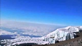 地球で最も海抜の低い国「モルディブ」、キリマンジャロの氷河、多くの...