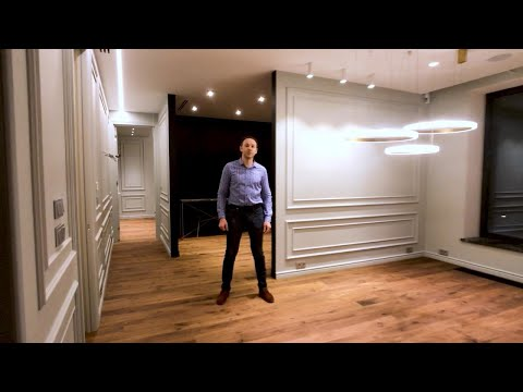 """Завершение ремонта в квартире 178 м² ЖК """"Vander Park"""" от компании """"Квартира Готова"""" 0+"""