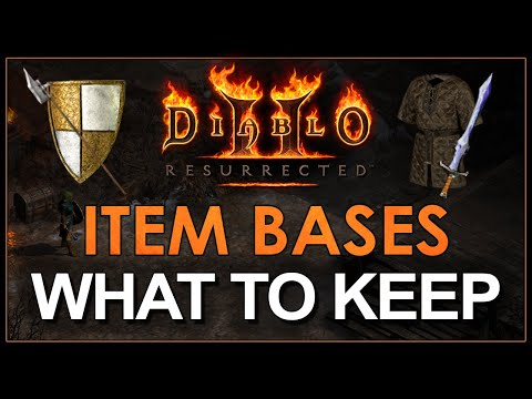 [GUIDE] Item Bases/Upping Items - What to Keep!