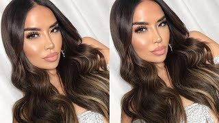 HOW I STYLE MY NEW EXTENSIONS | Iluvsarahii