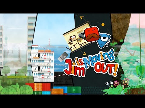 Jim is Moving Out! (Steam, Nintendo Switch)