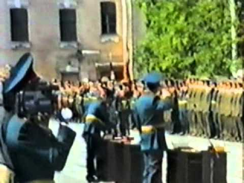 Военный Краснознамённый Институт, июнь 1992 года: фильм