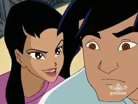 Приключения Джеки Чана часть 1 эпизод 4