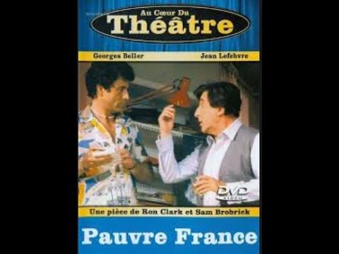 Au Theatre Ce Soir Pauvre France Jean Lefebvre - YouTube