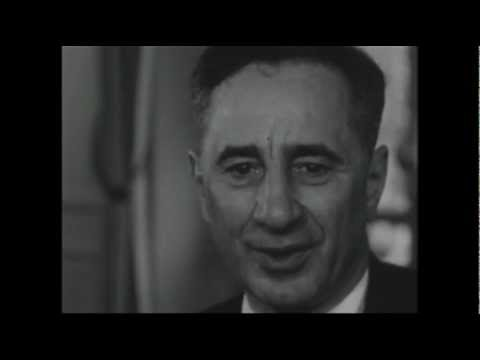 Elia Kazan - Interview (1962)