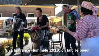 Vive la France Hummelo 2019