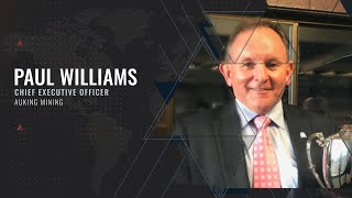 InvestorStream chats with: AuKing Mining CEO Paul Williams (October 6, 2021)