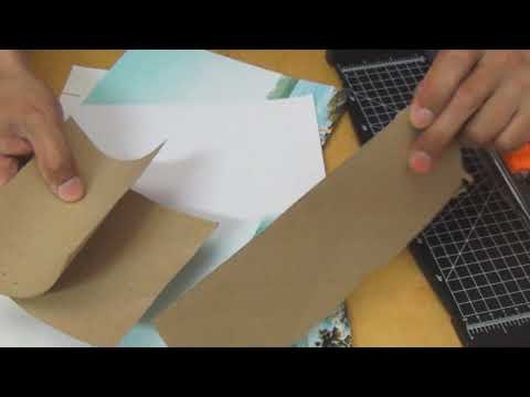 видео: Резак для бумаги