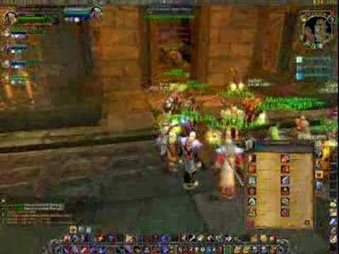 Leeroy Jenkins World of warcraft Funny as hell