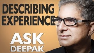 Gambar cover What are Qualia? Ask Deepak Chopra!