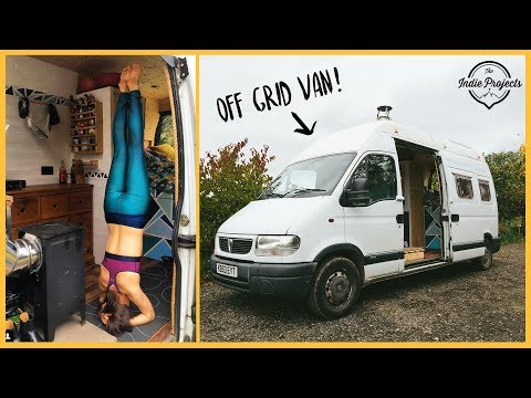 Check Out Our Van Tour With The Indie Projects!