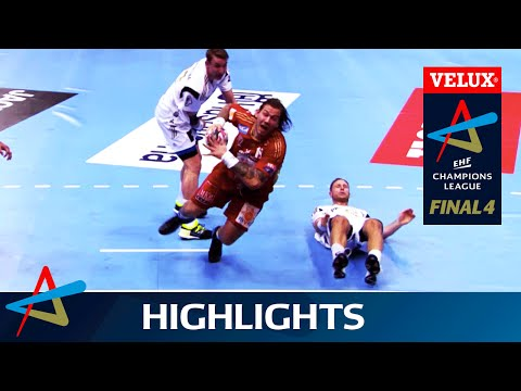 THW Kiel vs MKB-MVM Veszprem | Semi-Final Highlights | 2015 VELUX EHF FINAL4