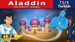 Aladdin Ve sihirli Lamba | Masal dinle |  Masallar | Peri Masalları | Türkçe peri masallar
