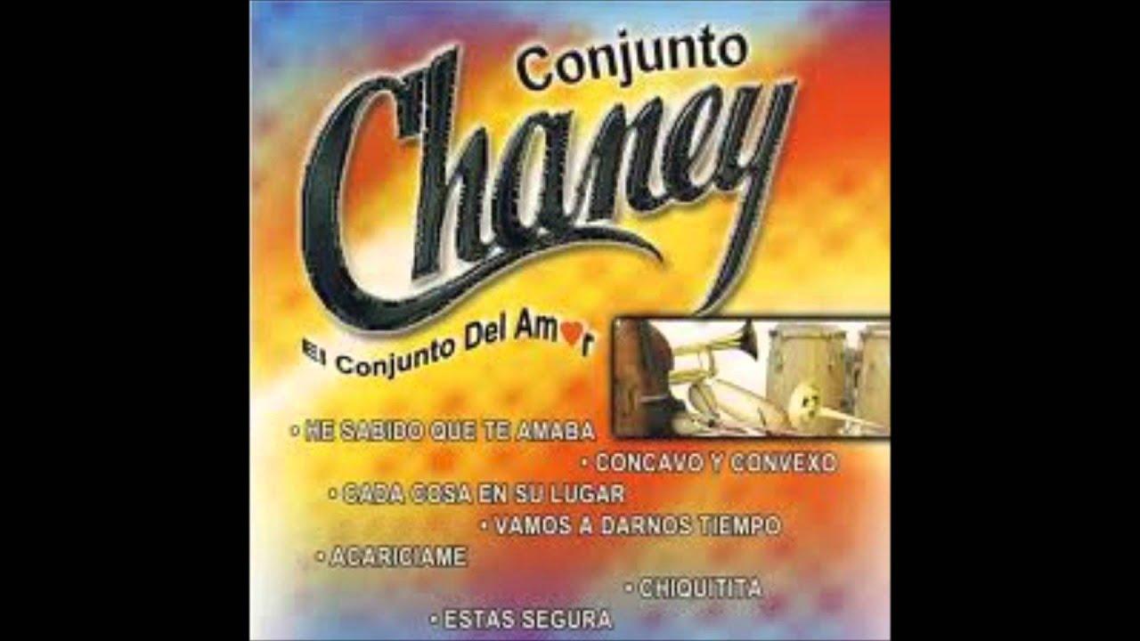 Estas Segura - Conjunto Chaney