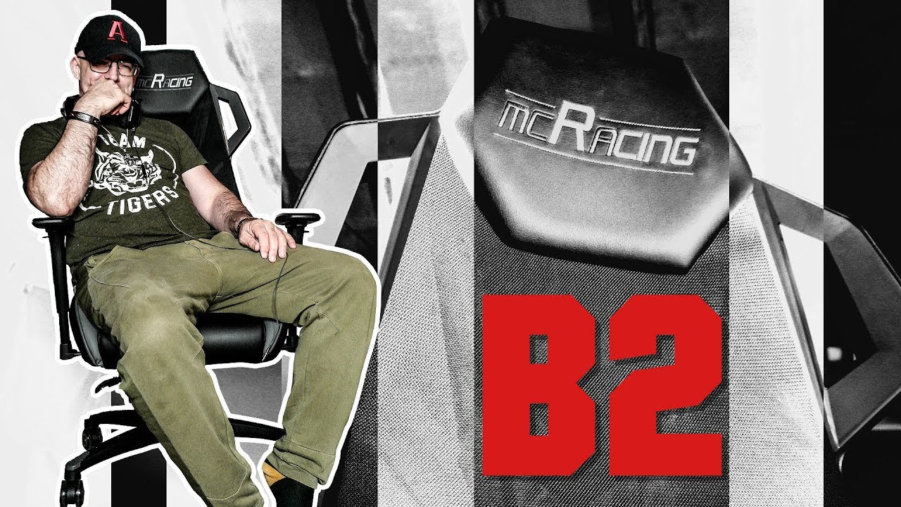 Test Racing Aufbau Bequem B2 Spaceracer ErChair Mc Unboxing Gaming StuhlWie Ist 5Aqc34RjL