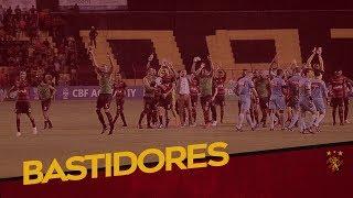 Bastidores - Sport 1x0 Ceará