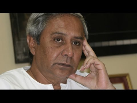Egg Hurled At Odisha CM Naveen Patnaik - Caught On Camera