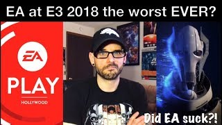 Did EA just have the worst E3 conference of all time? (E3 2018) | Ro2R