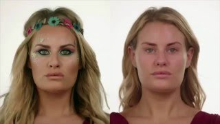 Lyndsey Harrison – Summer festival look with Danielle Armstrong