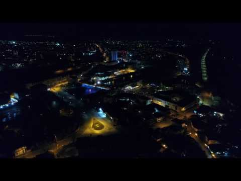 Lovech at night