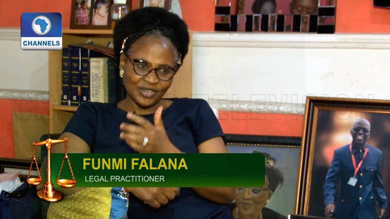 Download Funmi Falana Calls For More Enlightenment On Women's Right Advocacy |Law Weekly|
