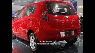 Chevrolet sail  U-VA launch in india