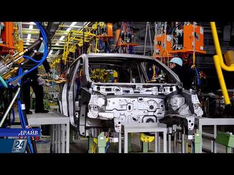 Производство легковых автомобилей увеличивается І Драйв