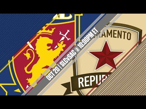 2017 #USLPLAYOFFS - Real Monarchs SLC vs Sacramento Republic FC 10/20/17