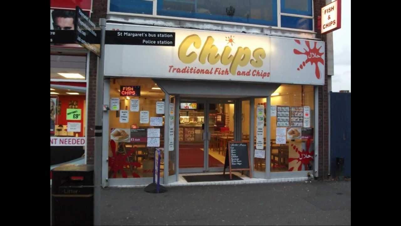Fish And Chip Shop Smithfield