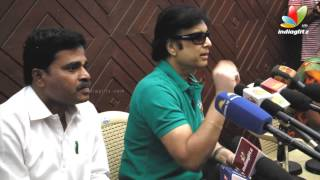 My brother cheated my whole family - Navarasa Nayagan Karthick | Press Meet
