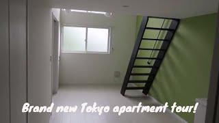 Brand New Tokyo Apartment Tour (2018)