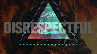 GASHI - Disrespectful (Bass Boosted)