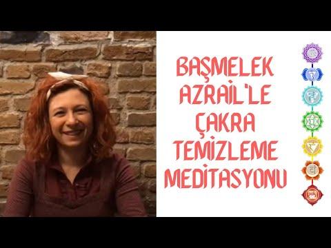 Başmelek Azrail'le Çakra Temizleme Meditasyonu