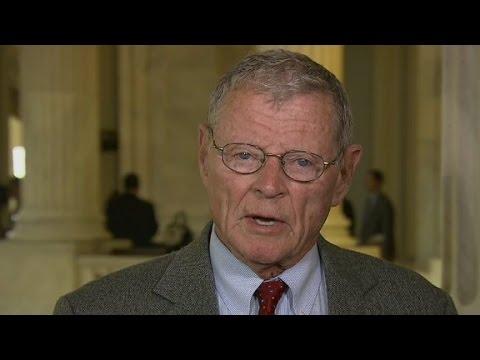 Senator: Science On Climate Change Not Settled