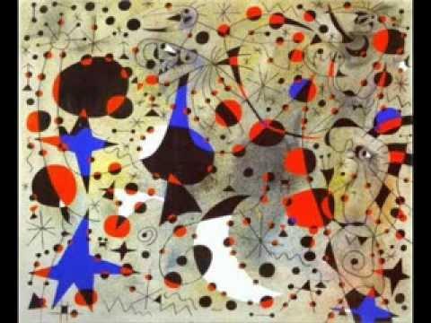 Joan Miró : Catalan/Spanish artist
