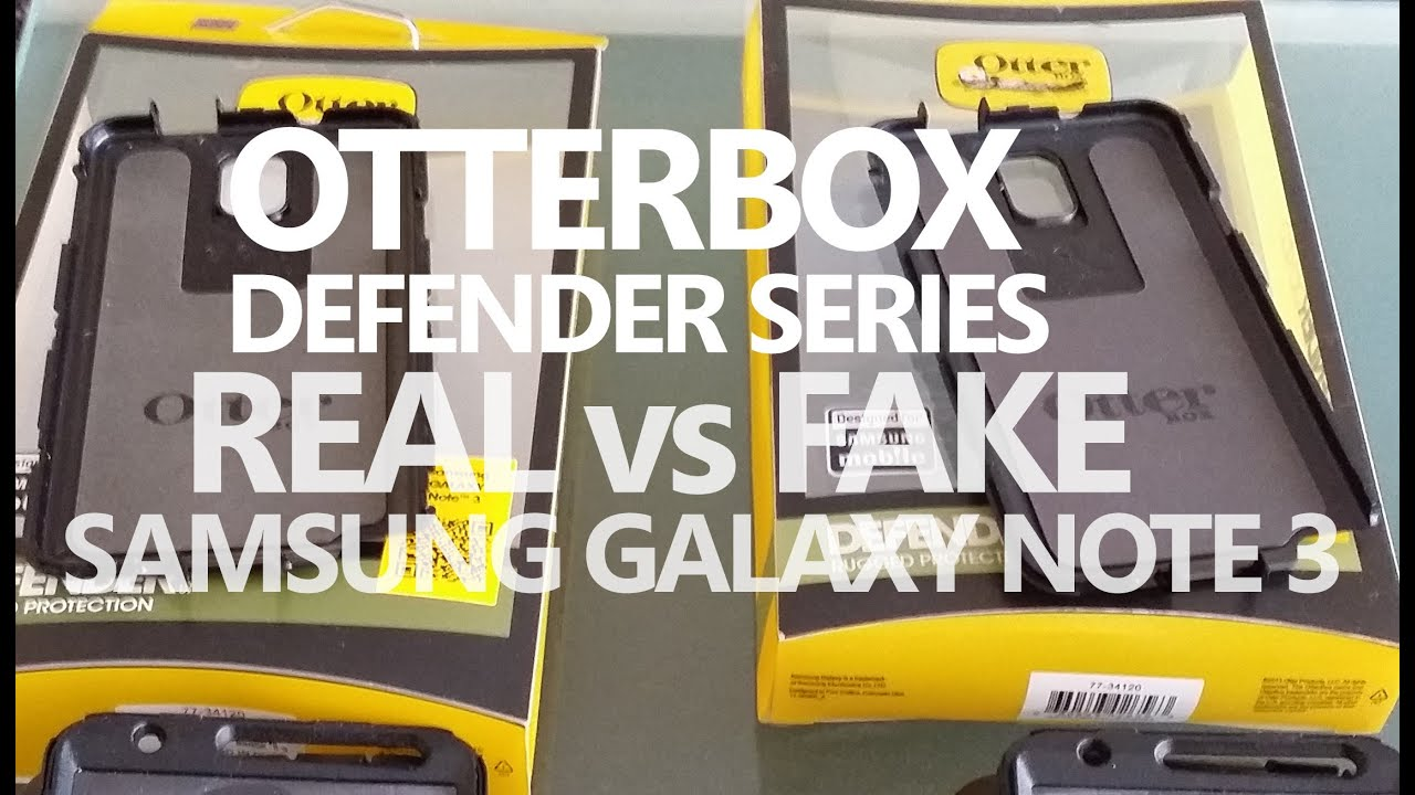 Otterbox Defender Vs Commuter >> Otterbox Defender Series for the Samsung Galaxy Note 3 ...