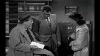 "It's a Great Life (1950's sitcom) ""Private Eyes"" (James Dunn, Frances Bavier) Pt. 1 of 3"