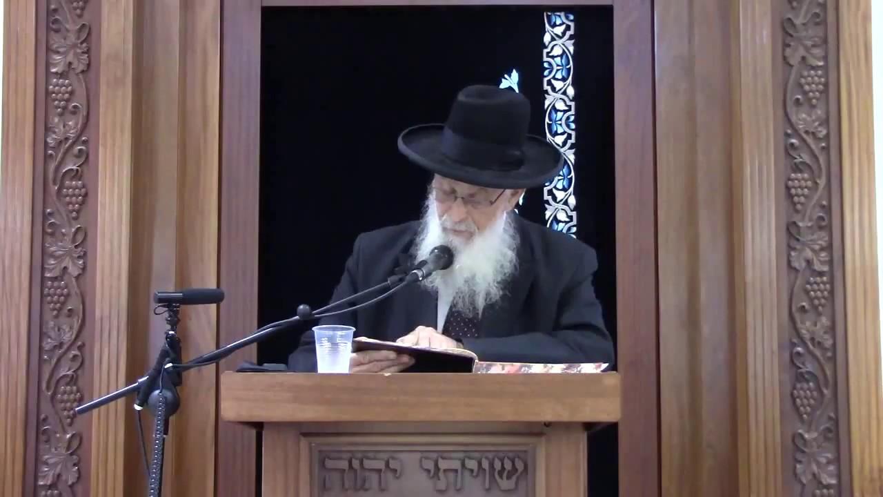קים ליה בדרבה מיניה בכפרה - שיעור כללי במסכת כתובות - הרב יעקב אריאל