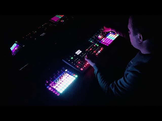 Melodic Techno Deep House Live Jam