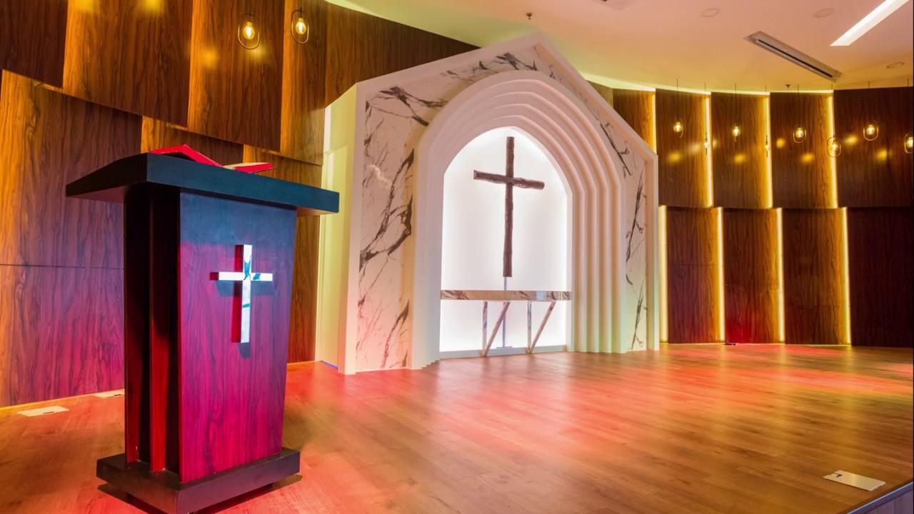 Church Design & Built by Konan Design