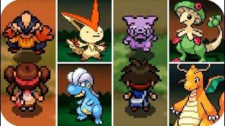 Pokémon Black 2 & White 2 : All Rarest Pokémon Locations (Hidden Grotto)