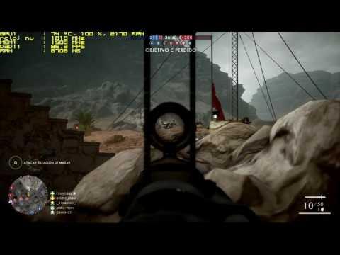 Benchmark Battlefield 1 ULTRA FPS (Amd R9 390 Nitro tri-x 8 gb OC)