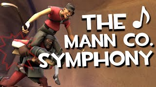 Repeat youtube video The Mann Co. Symphony [Saxxy 2013 SHORT WINNER]