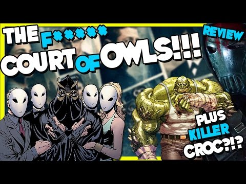 """The F***** Court of Owls! Gotham 2x20 """"Unleashed"""" REVIEW"""