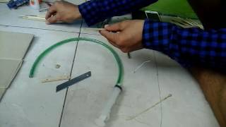 alat peraga lift hidrolik sederhana SMK N 1 Warureja